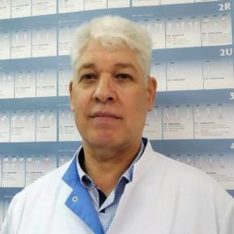 Dumitru BUZU - șef secție, medic ortoped-traumatolog, categorie superioară, doctor în științe medicale