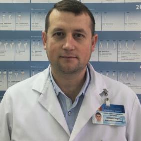 Grigore DOGARU - medic ortoped-traumatolog, gradul unu
