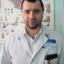 Sergiu CIOBANU - medic ortoped-traumatolog, grad superior