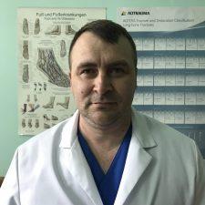 Iurie TONU, medic ortoped-traumatolog