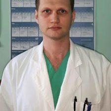 Vitalie IACUBIȚCHI - medic ortoped traumatolog, gradul doi