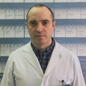 Vasile TULBURE - șef secție, medic ortoped-traumatolog, gradul unu