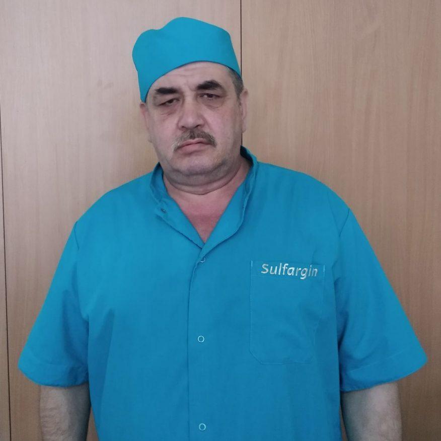 Bîtcă Alexandr - medic ortoped-traumatolog, grad superior.