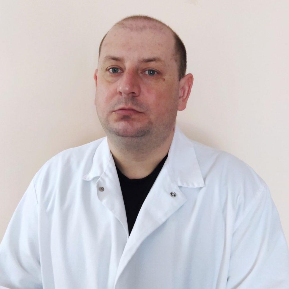 Brăiescu Eduard medic ortoped-traumatolog, categoria I.