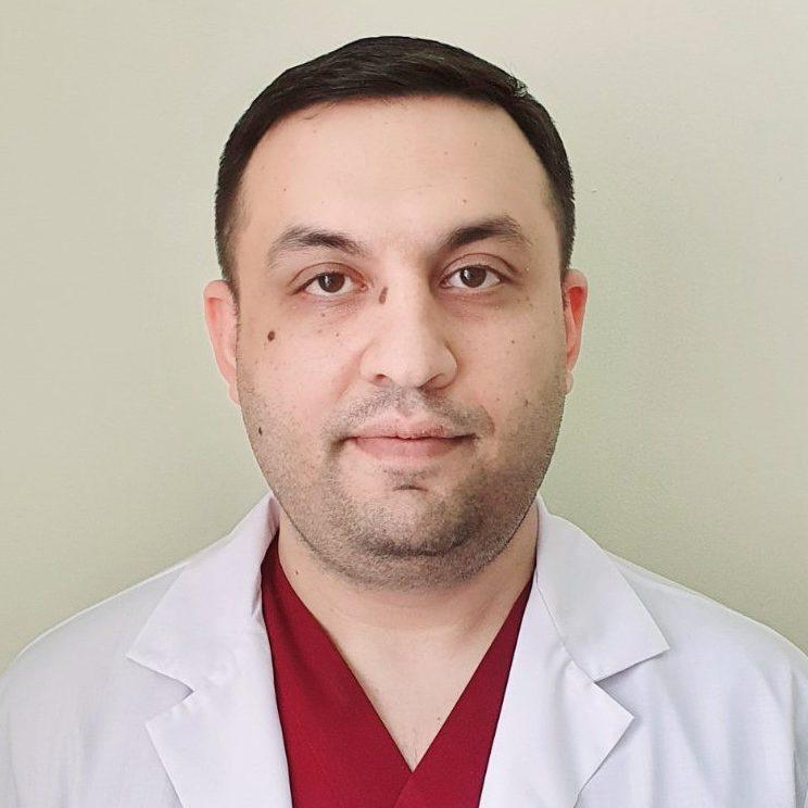 Iurie Tifoi - medic ortoped-traumatolog.