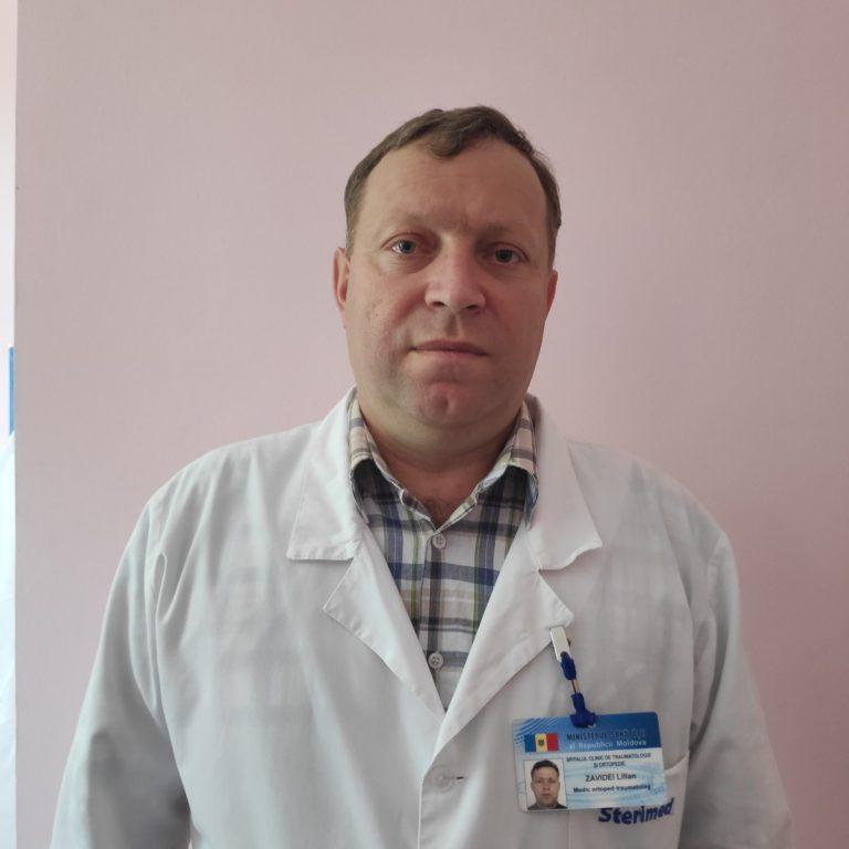 Lilian Zavidei - medic ortoped-traumatolog