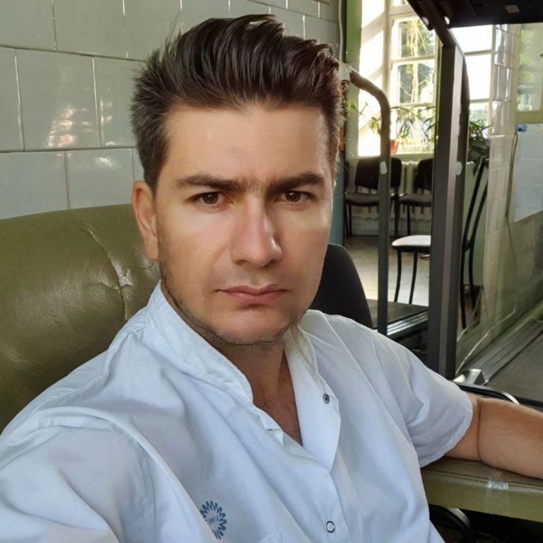 Sergiu Gogu - Kinetoterapeut