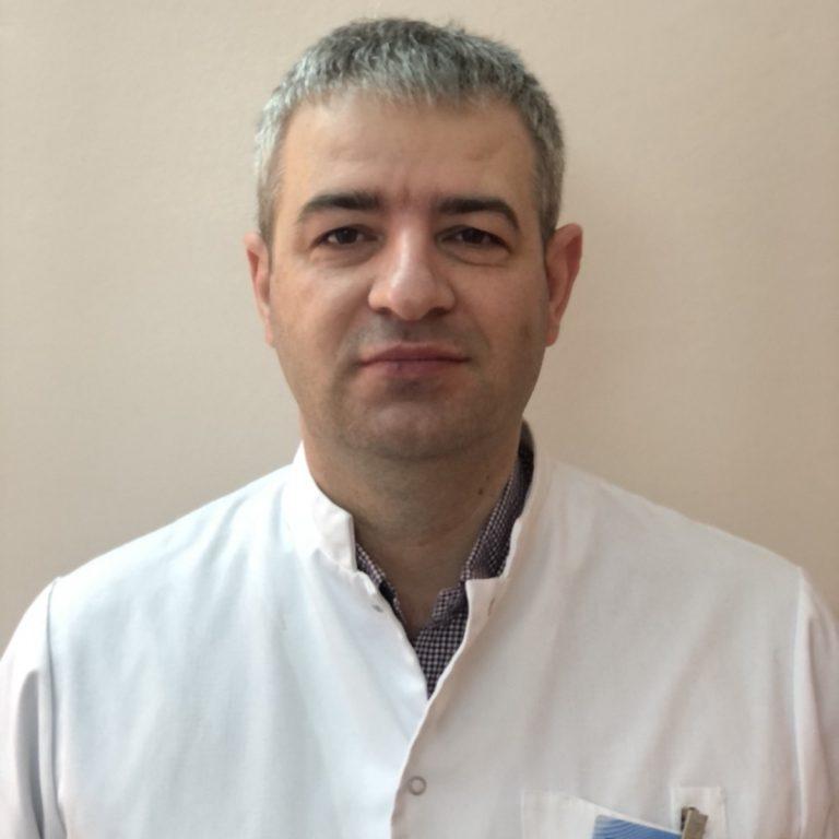 Usatîi Andrei, medic vertebrolog, grad superior.